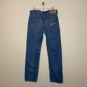 VTG Levi's Button Fly 501 Denim Jeans